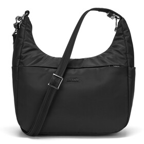 Pacsafe Cruise all day Crossbody Tas, black